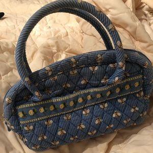 Vera Bradley 2005 blue bag